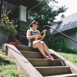 Jessica Egli (photo by Little Village)