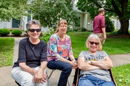 Front Porch Music Festival 2018 (photo by Linda Lee)