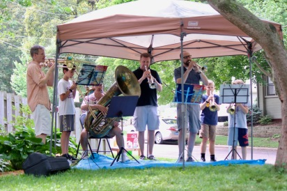 Grant Street Brass Band