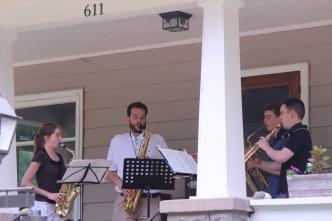Longfellow Saxophone Quartet